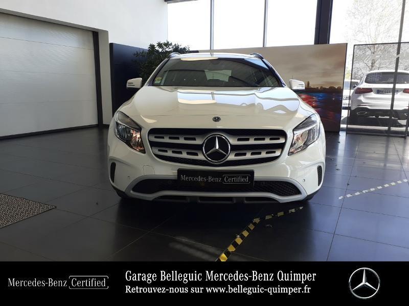 Photo 5 de l'offre de MERCEDES-BENZ Classe GLA 180 d Intuition 7G-DCT à 23790€ chez Garage Belleguic - Mercedes-Benz Quimper