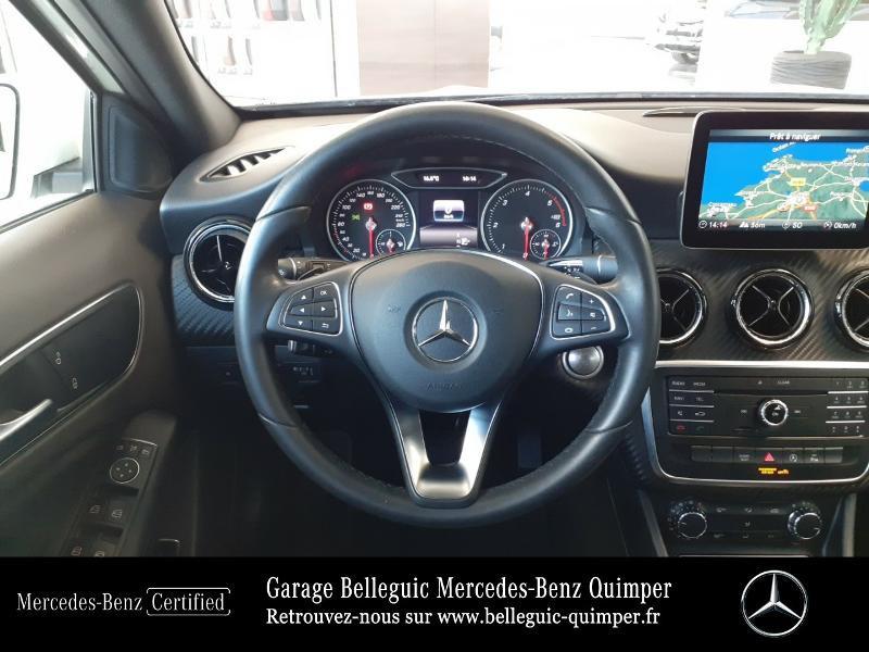 Photo 7 de l'offre de MERCEDES-BENZ Classe GLA 180 d Intuition 7G-DCT à 23790€ chez Garage Belleguic - Mercedes-Benz Quimper