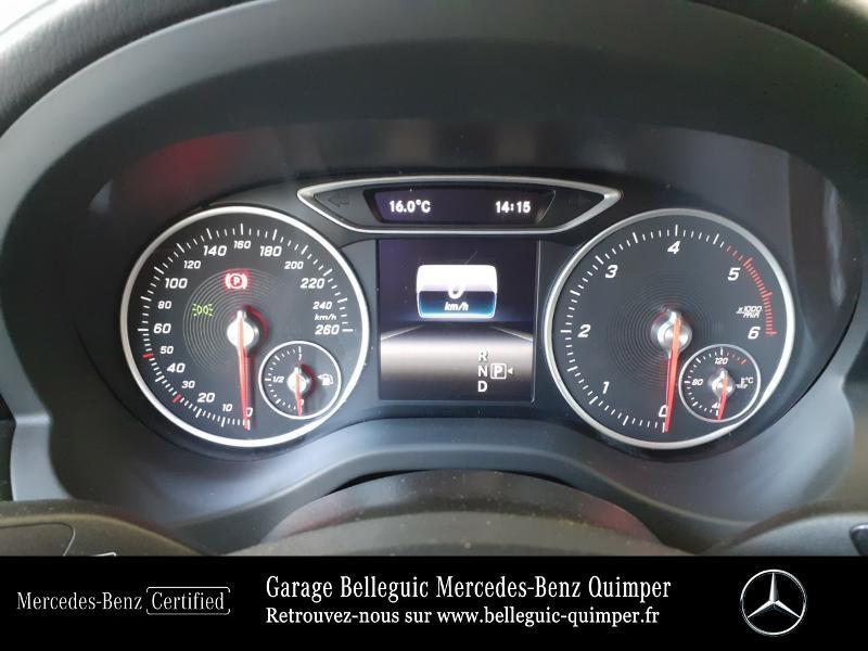 Photo 9 de l'offre de MERCEDES-BENZ Classe GLA 180 d Intuition 7G-DCT à 23790€ chez Garage Belleguic - Mercedes-Benz Quimper