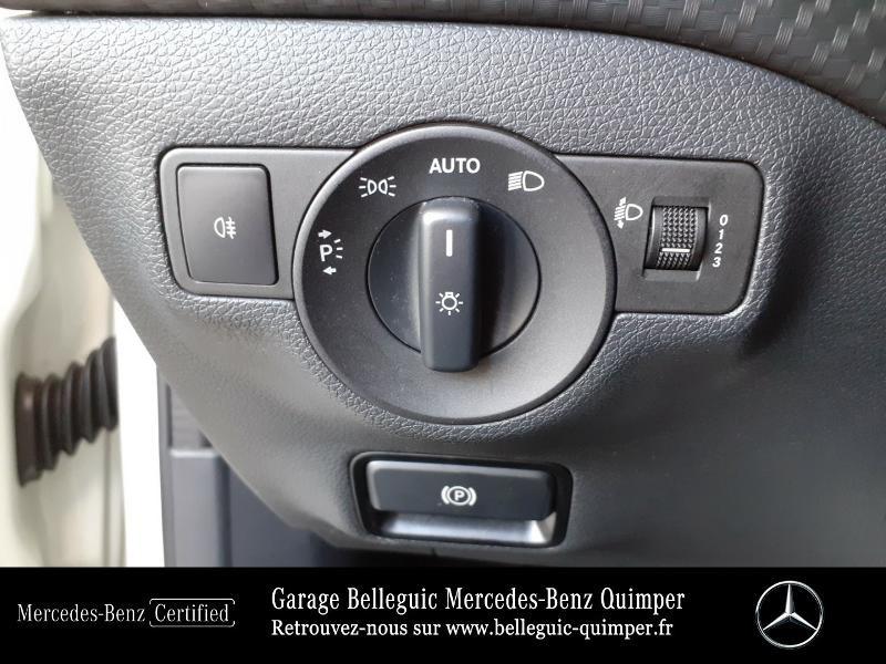 Photo 22 de l'offre de MERCEDES-BENZ Classe GLA 180 d Intuition 7G-DCT à 23790€ chez Garage Belleguic - Mercedes-Benz Quimper