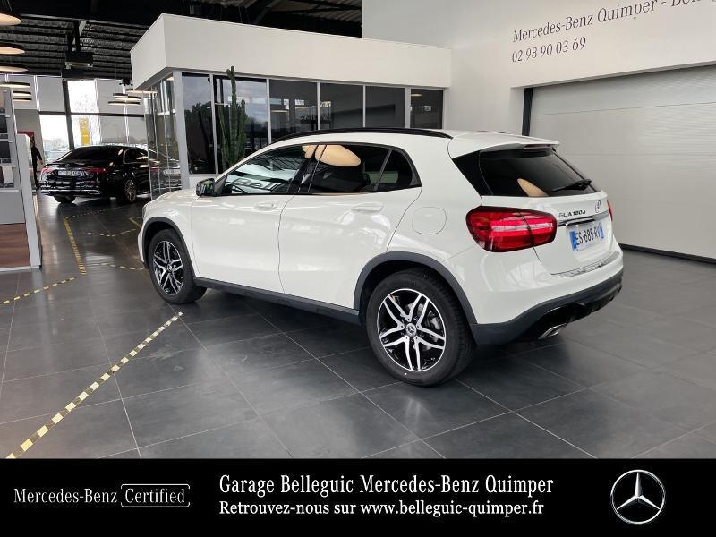 Photo 3 de l'offre de MERCEDES-BENZ Classe GLA 180 d Sensation 7G-DCT à 26390€ chez Garage Belleguic - Mercedes-Benz Quimper