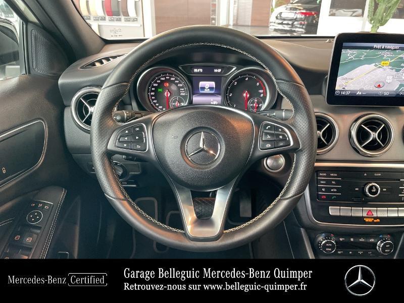 Photo 7 de l'offre de MERCEDES-BENZ Classe GLA 180 d Sensation 7G-DCT à 26390€ chez Garage Belleguic - Mercedes-Benz Quimper