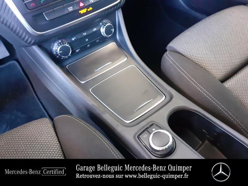 Photo 10 de l'offre de MERCEDES-BENZ Classe GLA 180 d Intuition 7G-DCT à 23790€ chez Garage Belleguic - Mercedes-Benz Quimper