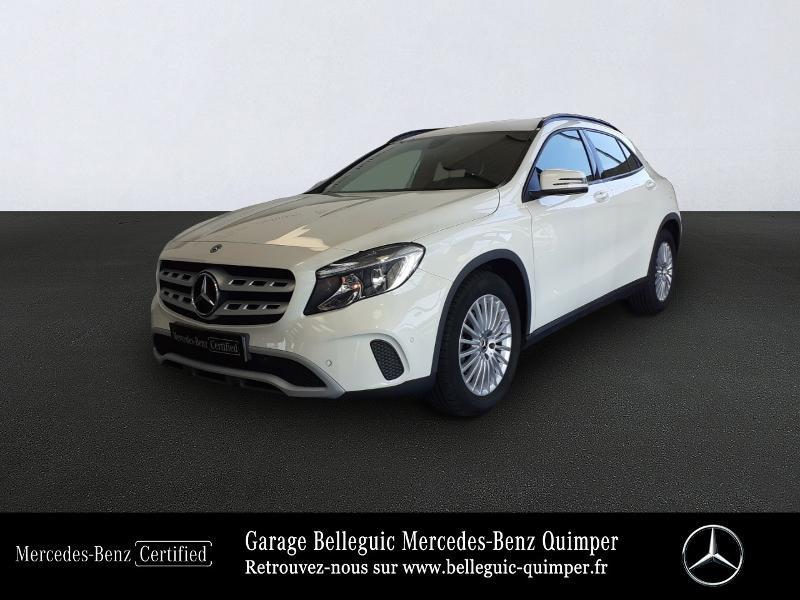 Photo 1 de l'offre de MERCEDES-BENZ Classe GLA 180 d Intuition 7G-DCT à 23790€ chez Garage Belleguic - Mercedes-Benz Quimper
