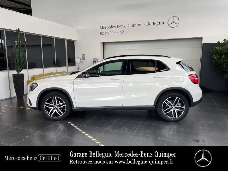 Photo 2 de l'offre de MERCEDES-BENZ Classe GLA 180 d Sensation 7G-DCT à 26390€ chez Garage Belleguic - Mercedes-Benz Quimper