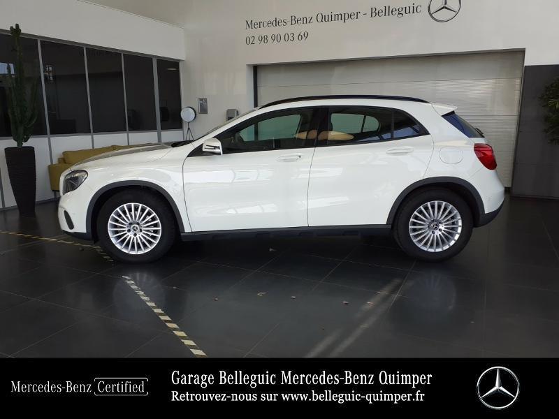 Photo 2 de l'offre de MERCEDES-BENZ Classe GLA 180 d Intuition 7G-DCT à 23790€ chez Garage Belleguic - Mercedes-Benz Quimper