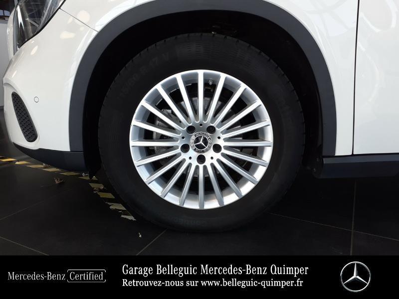 Photo 15 de l'offre de MERCEDES-BENZ Classe GLA 180 d Intuition 7G-DCT à 23790€ chez Garage Belleguic - Mercedes-Benz Quimper
