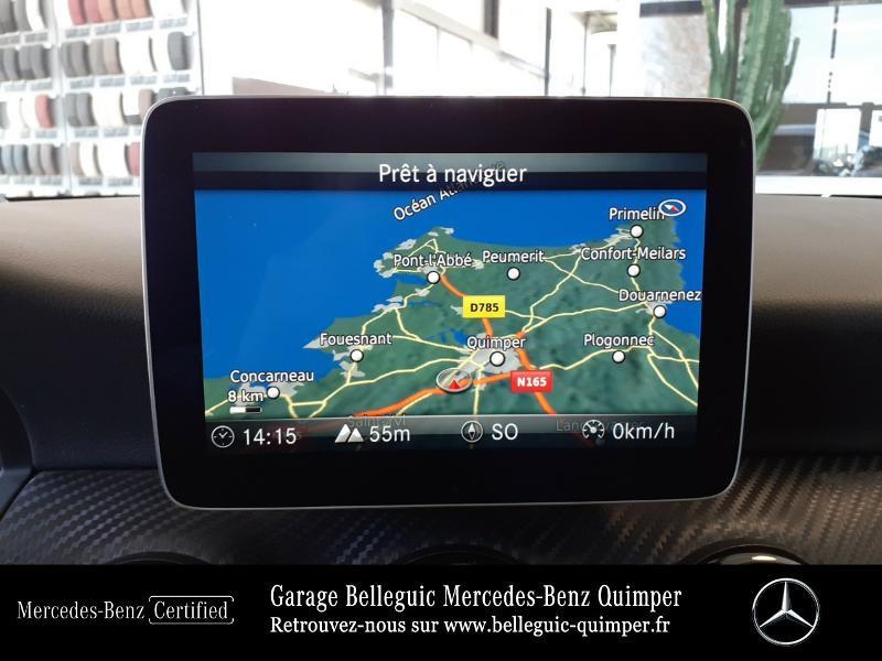 Photo 8 de l'offre de MERCEDES-BENZ Classe GLA 180 d Intuition 7G-DCT à 23790€ chez Garage Belleguic - Mercedes-Benz Quimper