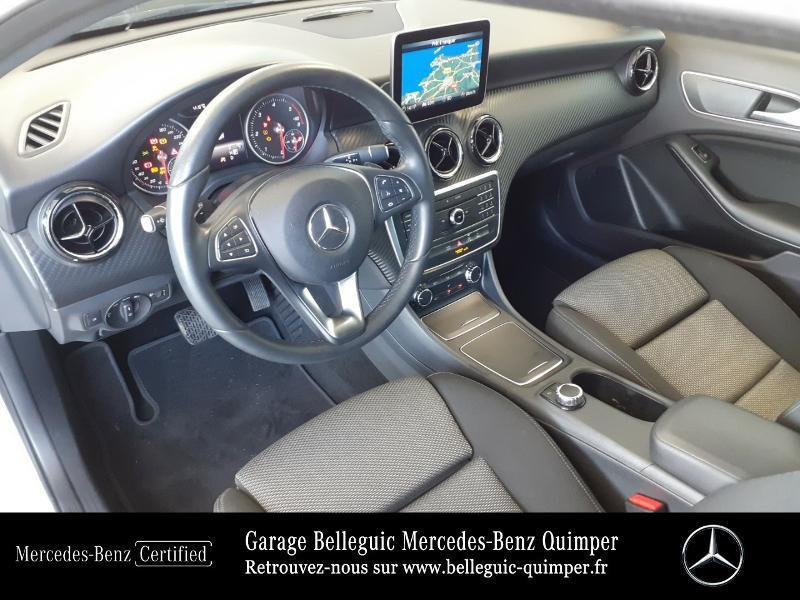 Photo 19 de l'offre de MERCEDES-BENZ Classe GLA 180 d Intuition 7G-DCT à 23790€ chez Garage Belleguic - Mercedes-Benz Quimper