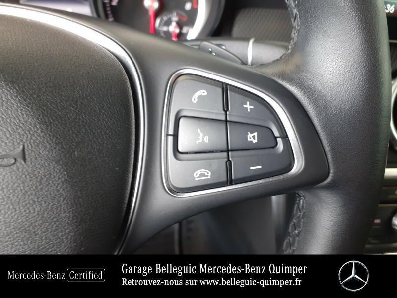 Photo 21 de l'offre de MERCEDES-BENZ Classe GLA 180 d Inspiration 7G-DCT à 24890€ chez Garage Belleguic - Mercedes-Benz Quimper