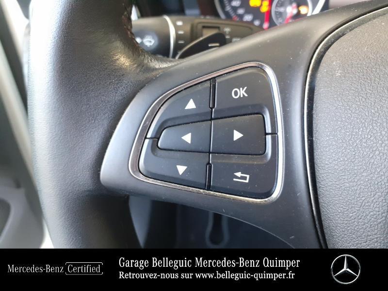 Photo 23 de l'offre de MERCEDES-BENZ Classe GLA 180 d Intuition 7G-DCT à 23790€ chez Garage Belleguic - Mercedes-Benz Quimper