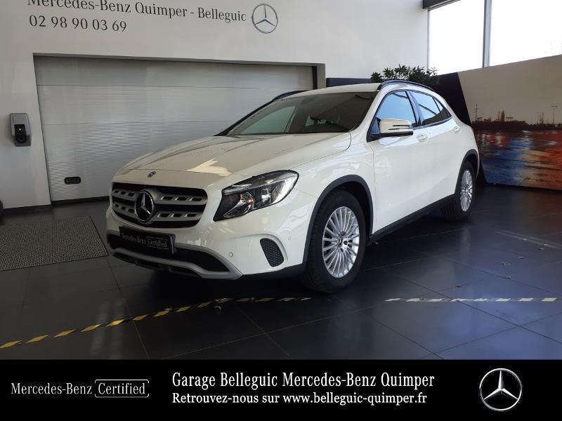 Photo 31 de l'offre de MERCEDES-BENZ Classe GLA 180 d Intuition 7G-DCT à 23790€ chez Garage Belleguic - Mercedes-Benz Quimper