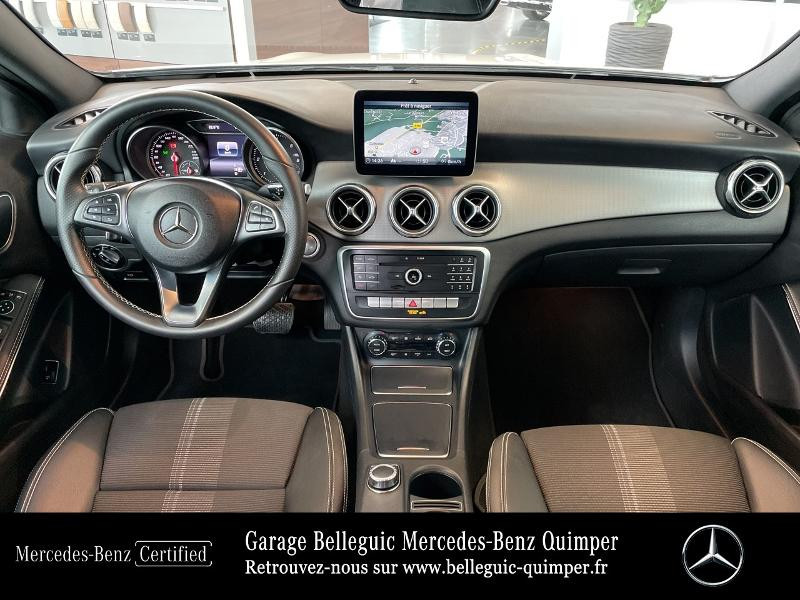 Photo 6 de l'offre de MERCEDES-BENZ Classe GLA 180 d Sensation 7G-DCT à 26390€ chez Garage Belleguic - Mercedes-Benz Quimper