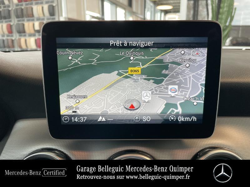 Photo 8 de l'offre de MERCEDES-BENZ Classe GLA 180 d Sensation 7G-DCT à 26390€ chez Garage Belleguic - Mercedes-Benz Quimper