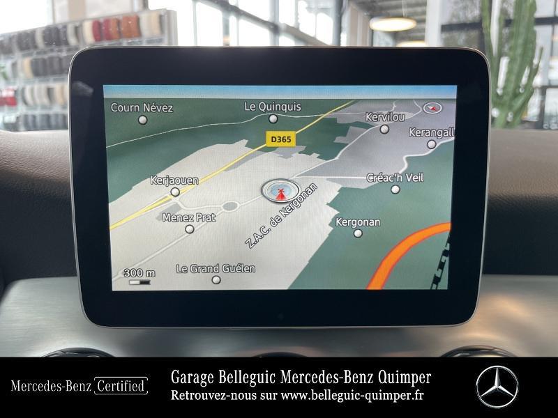 Photo 8 de l'offre de MERCEDES-BENZ Classe GLA 180 d Fascination 7G-DCT à 27490€ chez Garage Belleguic - Mercedes-Benz Quimper