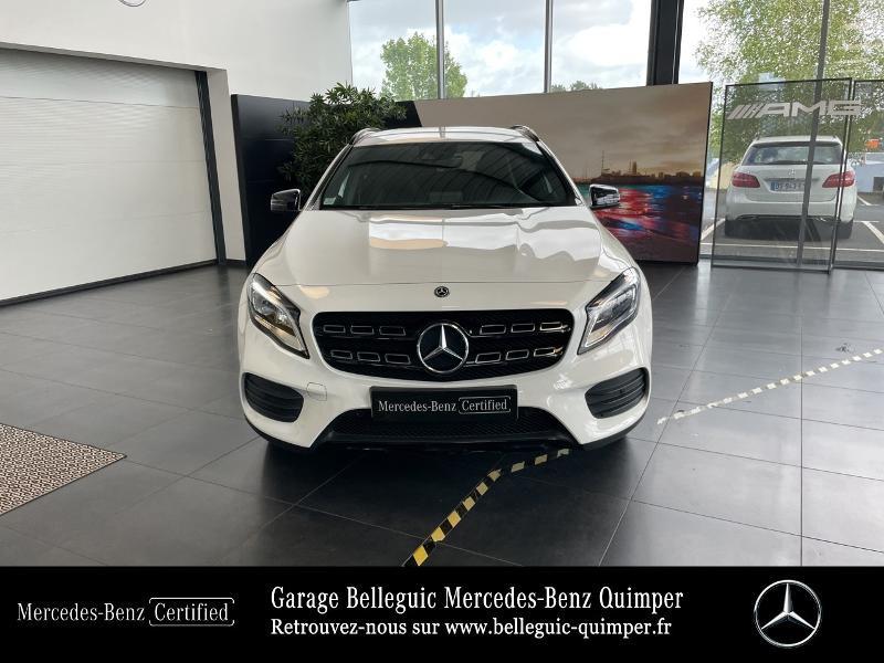 Photo 5 de l'offre de MERCEDES-BENZ Classe GLA 180 d Fascination 7G-DCT à 27490€ chez Garage Belleguic - Mercedes-Benz Quimper