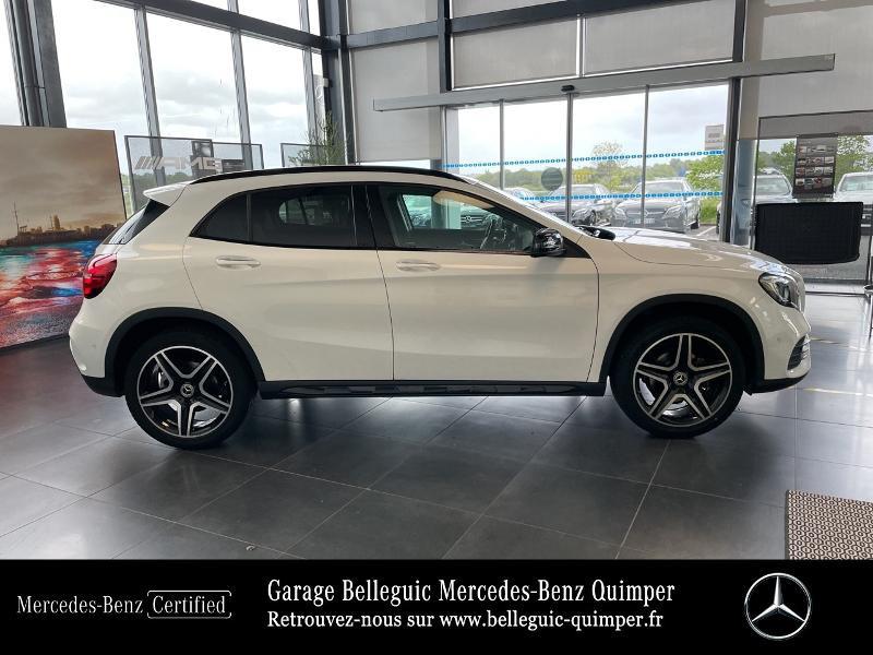 Photo 4 de l'offre de MERCEDES-BENZ Classe GLA 180 d Fascination 7G-DCT à 27490€ chez Garage Belleguic - Mercedes-Benz Quimper