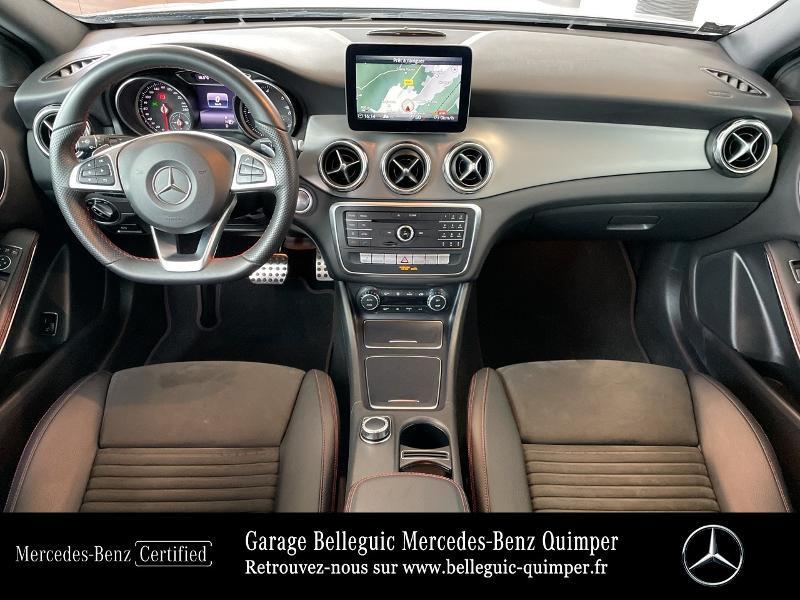 Photo 6 de l'offre de MERCEDES-BENZ Classe GLA 180 d Fascination 7G-DCT à 27490€ chez Garage Belleguic - Mercedes-Benz Quimper