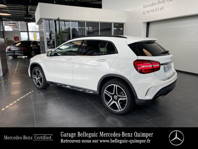 Photo 3 de l'offre de MERCEDES-BENZ Classe GLA 180 d Fascination 7G-DCT à 27490€ chez Garage Belleguic - Mercedes-Benz Quimper