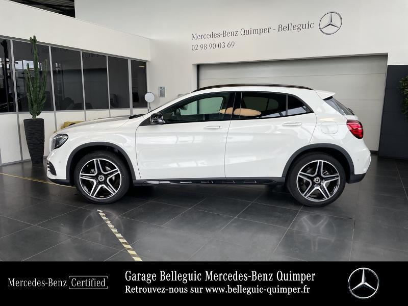 Photo 2 de l'offre de MERCEDES-BENZ Classe GLA 180 d Fascination 7G-DCT à 27490€ chez Garage Belleguic - Mercedes-Benz Quimper