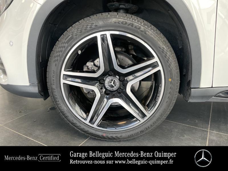 Photo 14 de l'offre de MERCEDES-BENZ Classe GLA 180 d Fascination 7G-DCT à 27490€ chez Garage Belleguic - Mercedes-Benz Quimper