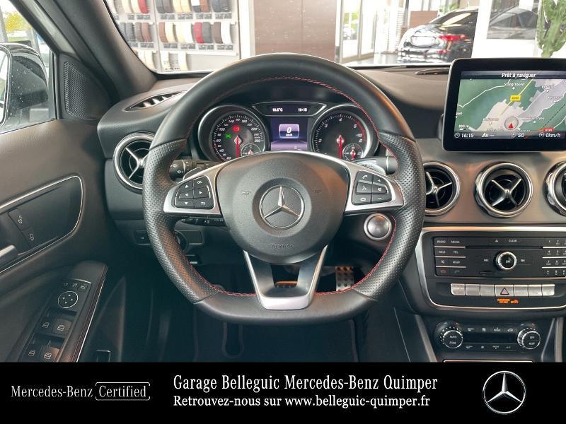Photo 7 de l'offre de MERCEDES-BENZ Classe GLA 180 d Fascination 7G-DCT à 27490€ chez Garage Belleguic - Mercedes-Benz Quimper