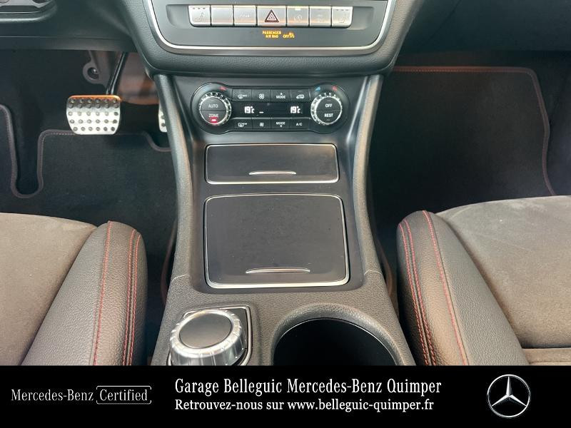 Photo 10 de l'offre de MERCEDES-BENZ Classe GLA 180 d Fascination 7G-DCT à 27490€ chez Garage Belleguic - Mercedes-Benz Quimper