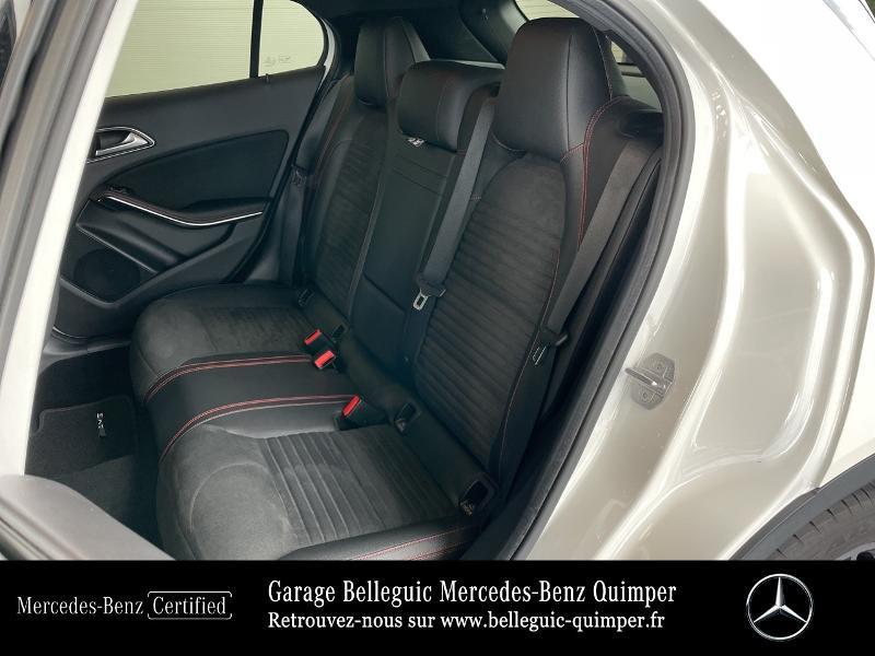 Photo 11 de l'offre de MERCEDES-BENZ Classe GLA 180 d Fascination 7G-DCT à 27490€ chez Garage Belleguic - Mercedes-Benz Quimper