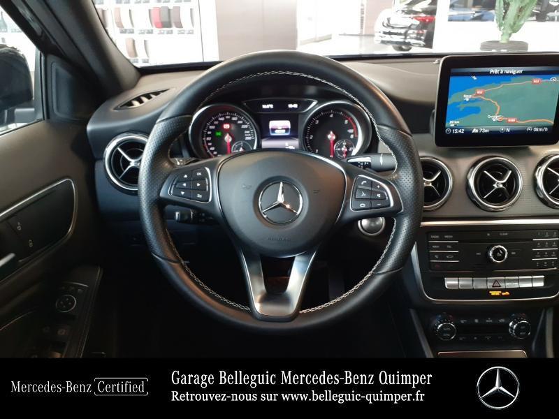 Photo 7 de l'offre de MERCEDES-BENZ Classe GLA 180 d Sensation 7G-DCT à 25889€ chez Garage Belleguic - Mercedes-Benz Quimper