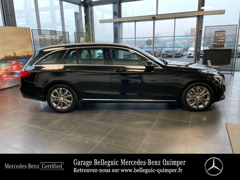Photo 4 de l'offre de MERCEDES-BENZ Classe C Break 180 d Executive 7G-Tronic Plus à 25390€ chez Garage Belleguic - Mercedes-Benz Quimper
