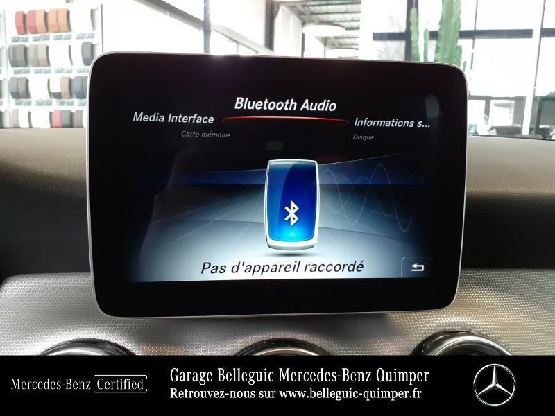 Photo 23 de l'offre de MERCEDES-BENZ Classe GLA 180 d Sensation 7G-DCT à 25889€ chez Garage Belleguic - Mercedes-Benz Quimper