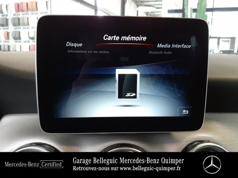Photo 21 de l'offre de MERCEDES-BENZ Classe GLA 180 d Sensation 7G-DCT à 25889€ chez Garage Belleguic - Mercedes-Benz Quimper