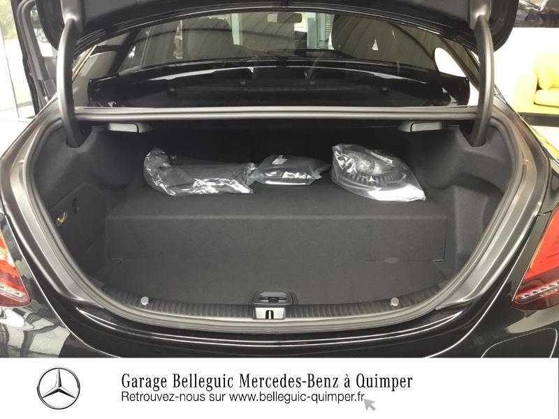 Photo 12 de l'offre de MERCEDES-BENZ Classe C 300 de 194+122ch AMG Line 9G-Tronic à 48900€ chez Garage Belleguic - Mercedes-Benz Quimper