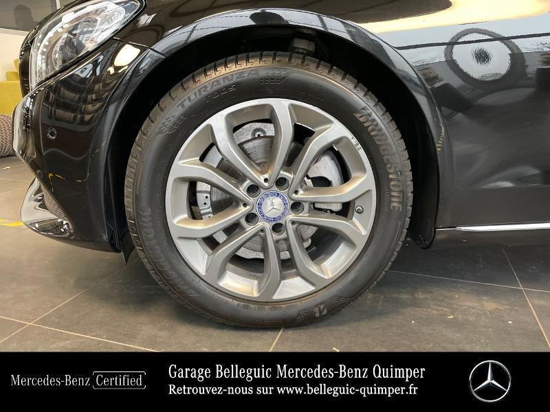Photo 14 de l'offre de MERCEDES-BENZ Classe C Break 180 d Executive 7G-Tronic Plus à 25390€ chez Garage Belleguic - Mercedes-Benz Quimper