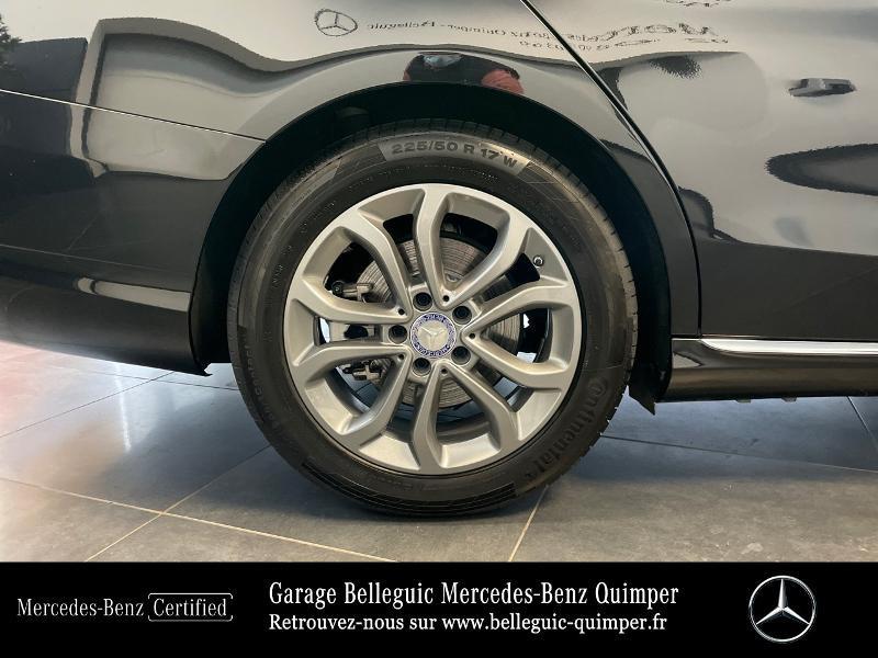Photo 16 de l'offre de MERCEDES-BENZ Classe C Break 180 d Executive 7G-Tronic Plus à 25390€ chez Garage Belleguic - Mercedes-Benz Quimper