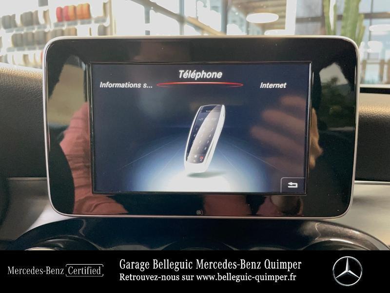 Photo 26 de l'offre de MERCEDES-BENZ Classe C Break 180 d Executive 7G-Tronic Plus à 25390€ chez Garage Belleguic - Mercedes-Benz Quimper