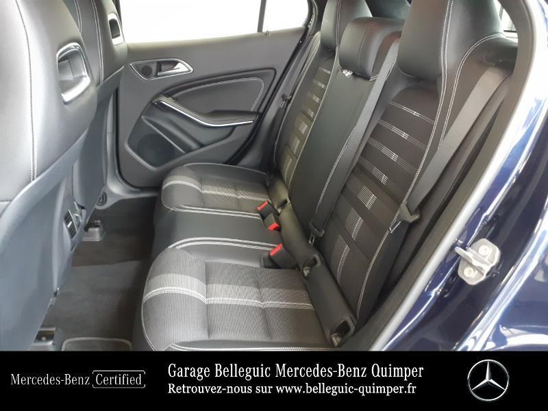 Photo 11 de l'offre de MERCEDES-BENZ Classe GLA 180 d Sensation 7G-DCT à 25889€ chez Garage Belleguic - Mercedes-Benz Quimper