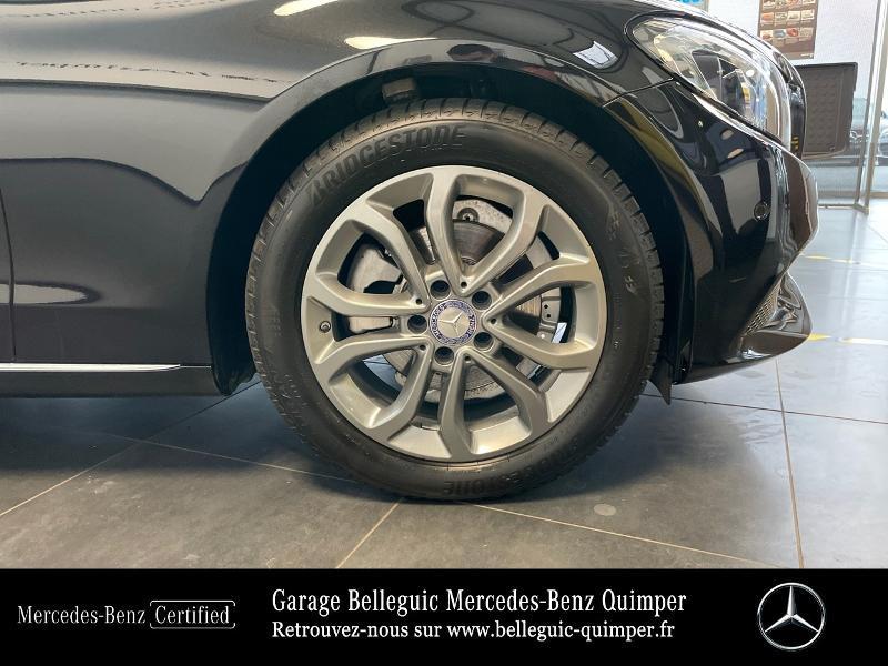 Photo 15 de l'offre de MERCEDES-BENZ Classe C Break 180 d Executive 7G-Tronic Plus à 25390€ chez Garage Belleguic - Mercedes-Benz Quimper