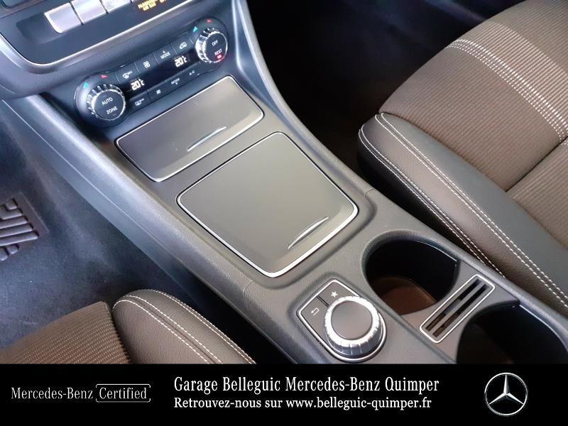 Photo 10 de l'offre de MERCEDES-BENZ Classe GLA 180 d Sensation 7G-DCT à 25889€ chez Garage Belleguic - Mercedes-Benz Quimper