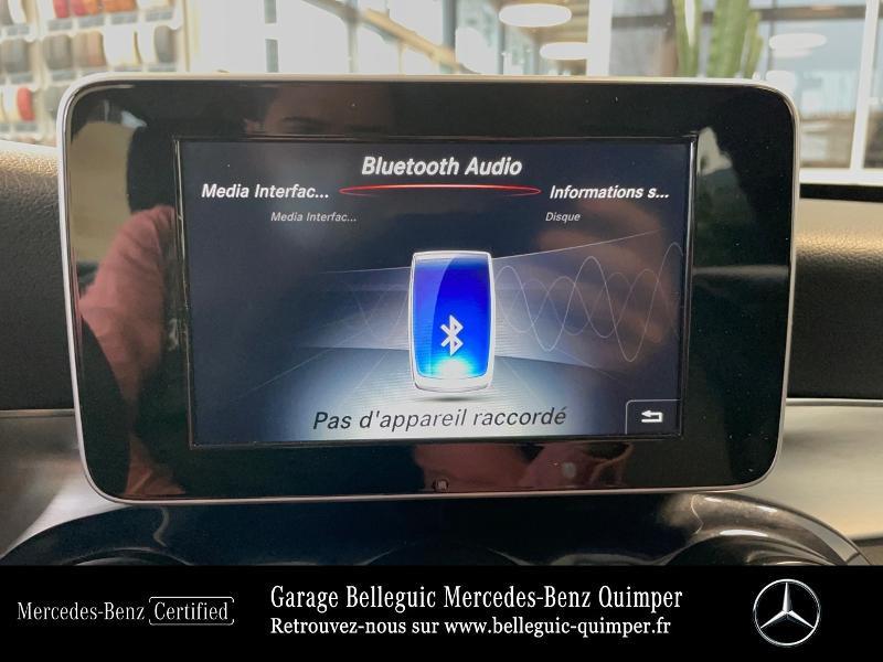 Photo 23 de l'offre de MERCEDES-BENZ Classe C Break 180 d Executive 7G-Tronic Plus à 25390€ chez Garage Belleguic - Mercedes-Benz Quimper