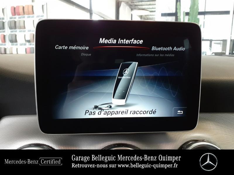Photo 22 de l'offre de MERCEDES-BENZ Classe GLA 180 d Sensation 7G-DCT à 25889€ chez Garage Belleguic - Mercedes-Benz Quimper