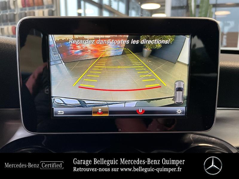 Photo 27 de l'offre de MERCEDES-BENZ Classe C Break 180 d Executive 7G-Tronic Plus à 25390€ chez Garage Belleguic - Mercedes-Benz Quimper