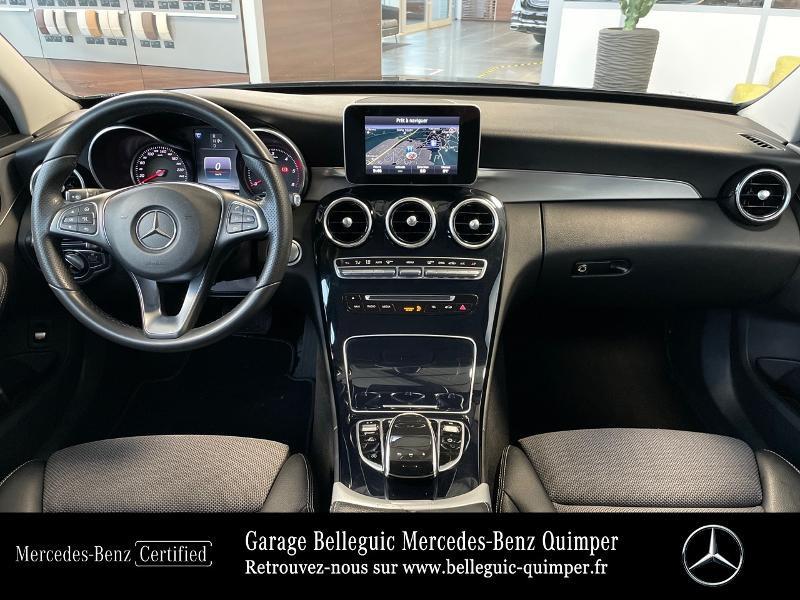 Photo 6 de l'offre de MERCEDES-BENZ Classe C Break 180 d Executive 7G-Tronic Plus à 25390€ chez Garage Belleguic - Mercedes-Benz Quimper