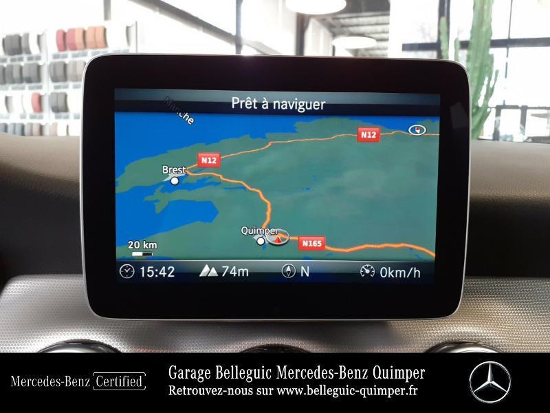 Photo 8 de l'offre de MERCEDES-BENZ Classe GLA 180 d Sensation 7G-DCT à 25889€ chez Garage Belleguic - Mercedes-Benz Quimper
