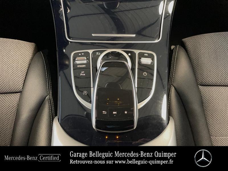 Photo 10 de l'offre de MERCEDES-BENZ Classe C Break 180 d Executive 7G-Tronic Plus à 25390€ chez Garage Belleguic - Mercedes-Benz Quimper