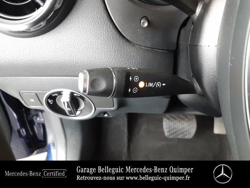 Photo 25 de l'offre de MERCEDES-BENZ Classe GLA 180 d Sensation 7G-DCT à 25889€ chez Garage Belleguic - Mercedes-Benz Quimper