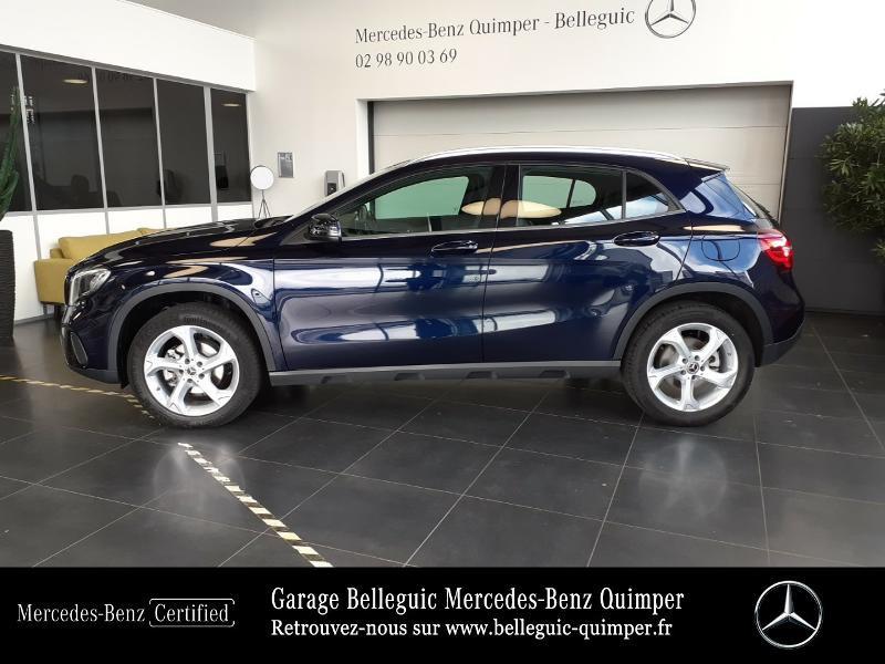 Photo 2 de l'offre de MERCEDES-BENZ Classe GLA 180 d Sensation 7G-DCT à 25889€ chez Garage Belleguic - Mercedes-Benz Quimper