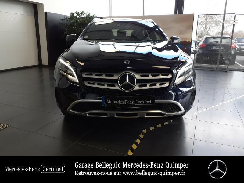 Photo 5 de l'offre de MERCEDES-BENZ Classe GLA 180 d Sensation 7G-DCT à 25889€ chez Garage Belleguic - Mercedes-Benz Quimper