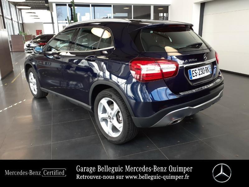 Photo 3 de l'offre de MERCEDES-BENZ Classe GLA 180 d Sensation 7G-DCT à 25889€ chez Garage Belleguic - Mercedes-Benz Quimper