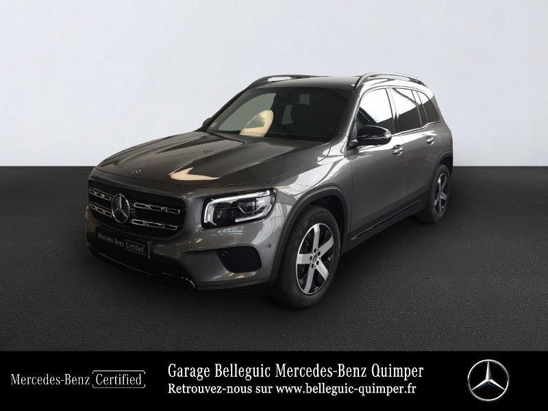 Mercedes-Benz GLB 200d 150ch Progressive Line 8G DCT Diesel Gris Montagne métal Occasion à vendre
